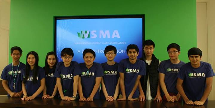 WSMA Team in 2014